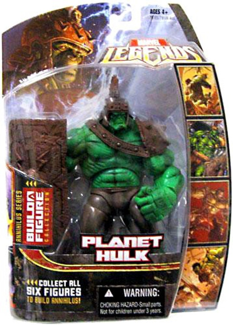 Marvel Legends Series 16 Annihilus Planet Hulk Action Figure