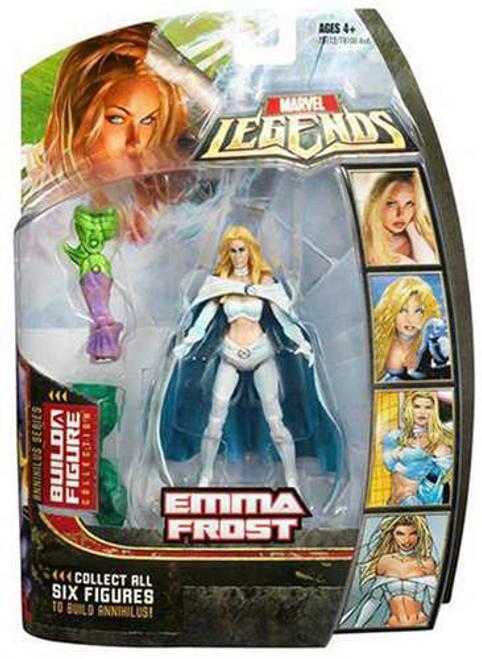 Marvel Legends Series 16 Annihilus Emma Frost Action Figure
