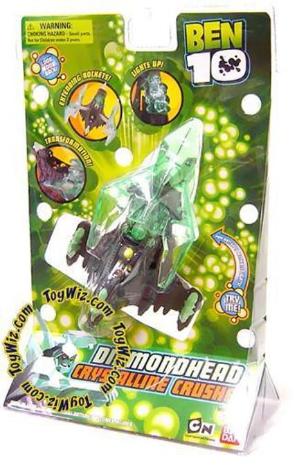 Ben 10 Diamondhead's Crystalline Crusher Action Figure Vehicle
