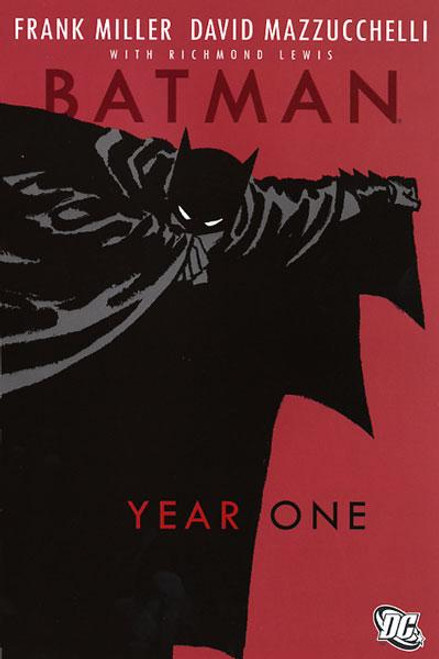 Batman Year One Trade Paperback