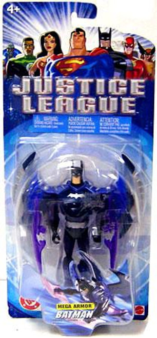 Justice League Batman Action Figure [Mega Armor]