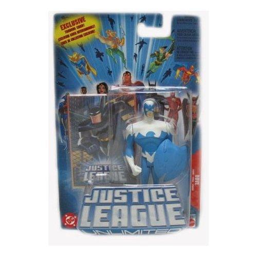 Justice League Unlimited Dove Action Figure