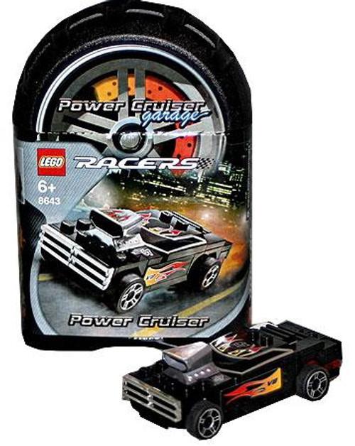 LEGO Racers Tiny Turbos Power Cruiser Set #8643