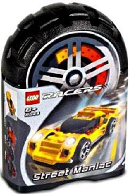 LEGO Racers Tiny Turbos Street Maniac Set #8644
