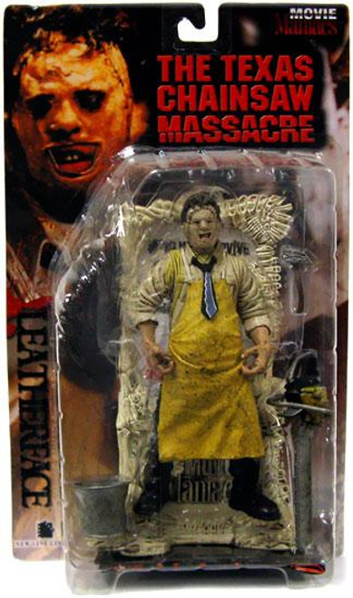 McFarlane Toys The Texas Chainsaw Massacre Movie Maniacs Series 1 Leatherface Action Figure