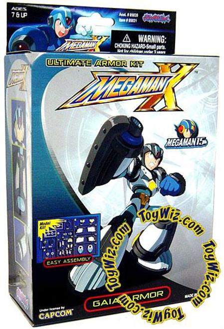 Capcom Mega Man X Gaia Armor 5-Inch Model Kit