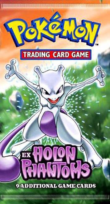 Pokemon EX Holon Phantoms Booster Pack