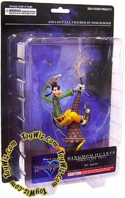 Disney Kingdom Hearts Formation Arts Series 2 Goofy Figure [Color]
