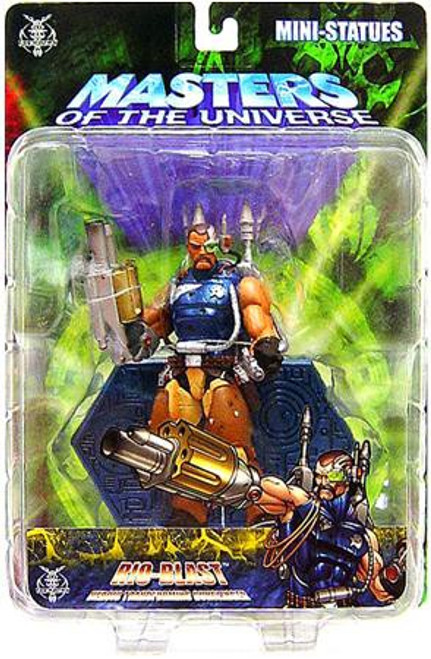 NECA Masters of the Universe Series 5 Rio-Blast Mini Statue