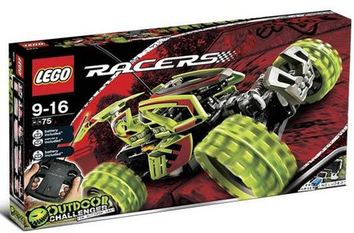LEGO Racers Outdoor Challenger Set #8675