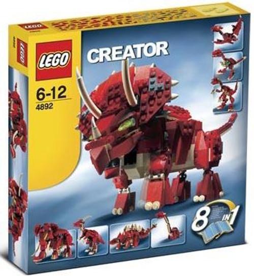 LEGO Creator Prehistoric Power Set #4892