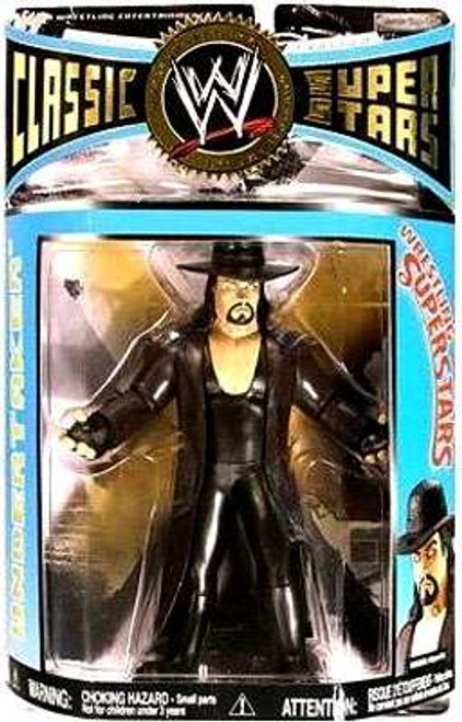 WWE Wrestling Classic Superstars Series 13 Undertaker Action Figure
