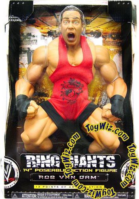 WWE Wrestling Ring Giants Series 7 Rob Van Dam Action Figure
