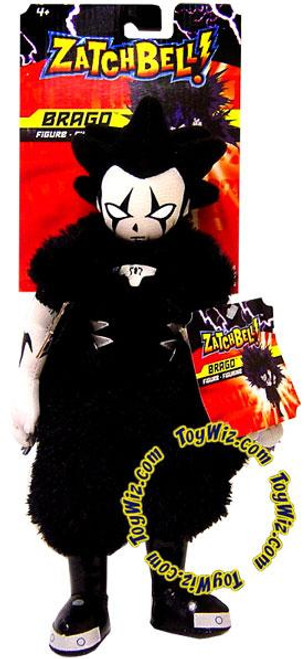 Zatch Bell Brago Plush Figure