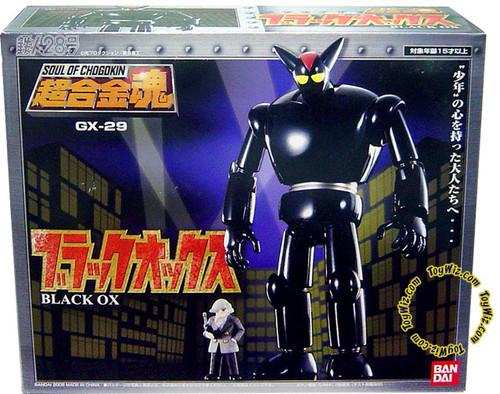 Soul of Chogokin Black Ox Diecast Action Figure GX-29