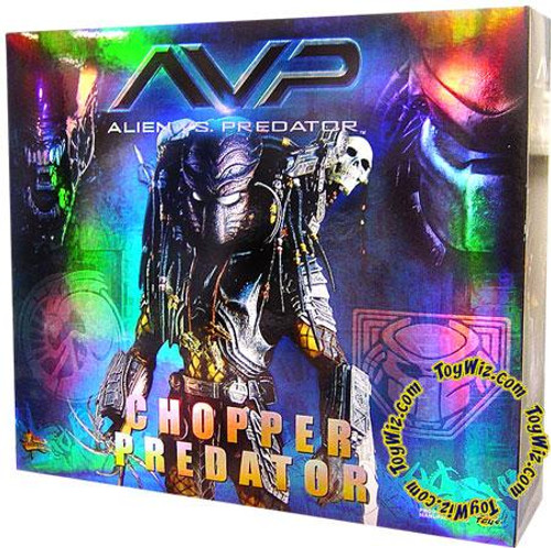 Alien vs Predator Movie Masterpiece Chopper Predator 1/6 Collectible Figure