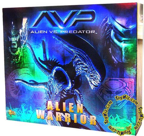 Alien vs Predator Movie Masterpiece Alien Warrior 1/6 Collectible Figure [2004 Version]