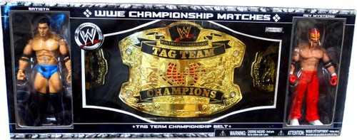 WWE Wrestling Belts Tag Team Championship Belt Exclusive