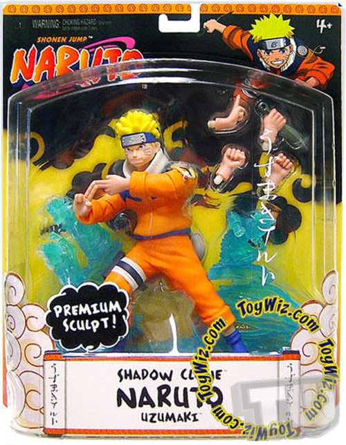 Premium Sculpt Naruto Uzumaki Action Figure [Shadow Clone]