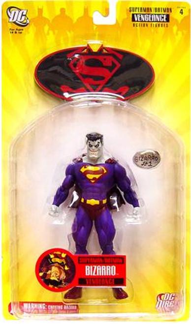 DC Superman Batman Series 4 Vengeance Bizarro Action Figure
