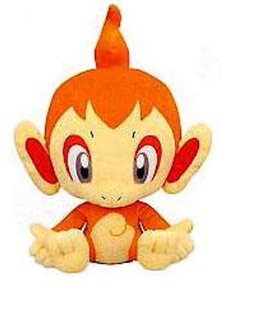 Pokemon 10 Inch Deluxe Chimchar Plush