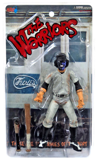 The Warriors Purple & Black Faced Baseball Fury Exclusive Action Figure [Dirty Version]