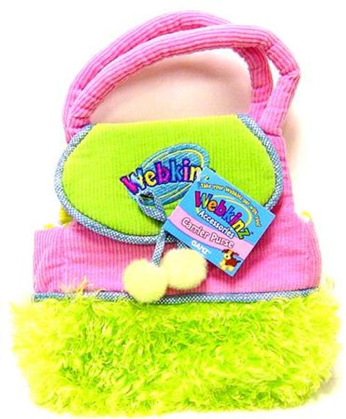 Webkinz Pink Purse Accessory [Green Fur]