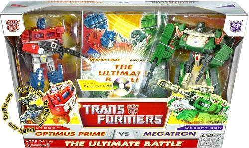 Transformers Robots in Disguise Classics Deluxe Ultimate Battle Deluxe Action Figure 2-Pack
