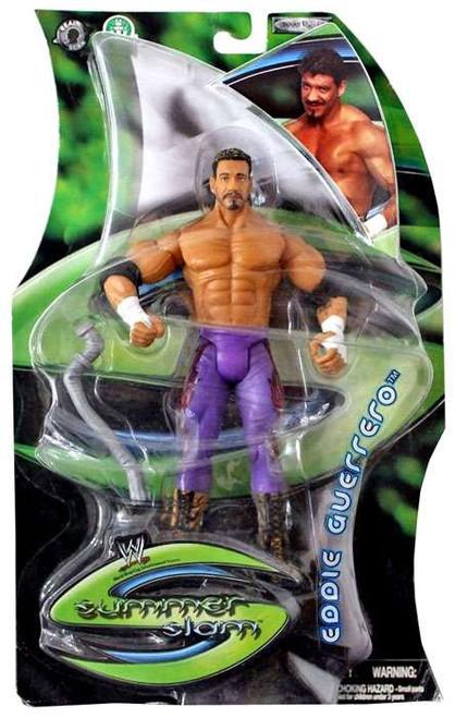 WWE Wrestling Summer Slam Eddie Guerrero Action Figure