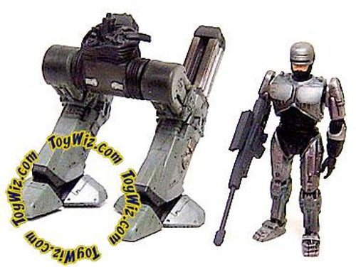 One Coin PVC Trading Figure Series 1 Robocop Vs. ED-209 Bust [Robocop 2]