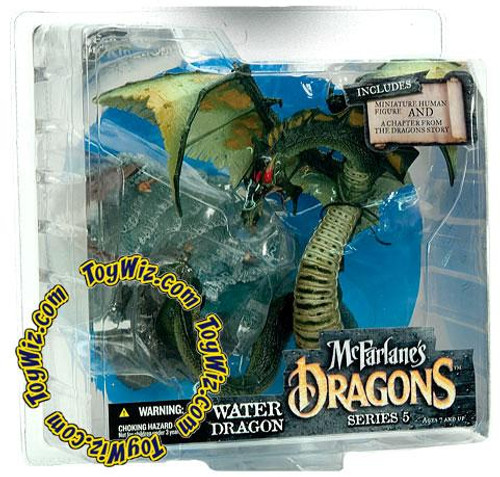 McFarlane Toys McFarlane's Dragons Series 5 Water Dragon Clan 5 Action Figure