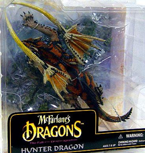 McFarlane Toys McFarlane's Dragons Series 6 Ice Dragon Clan Action Figure