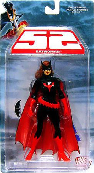DC 52 Series 1 Batwoman Action Figure