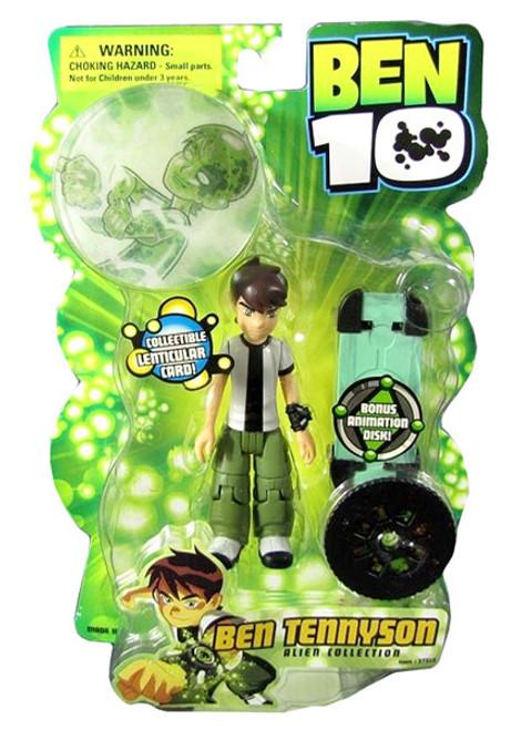 Ben 10 Alien Collection Series 1 Ben Tennyson Action Figure