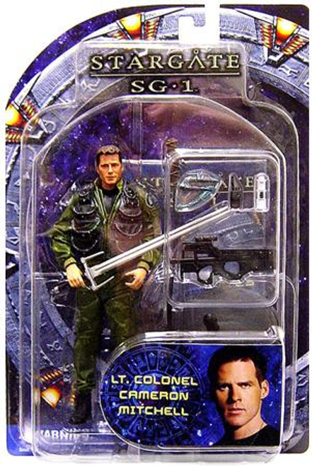 Stargate SG-1 Series 3 Cameron Mitchell Action Figure [Lt. Colonel]