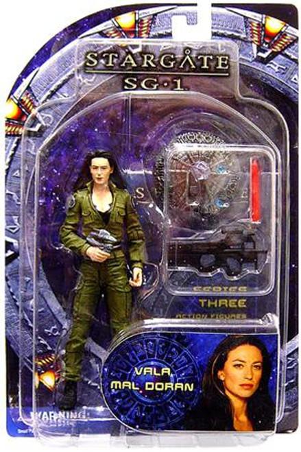 Stargate SG-1 Series 3 Vala Mal Doran Action Figure