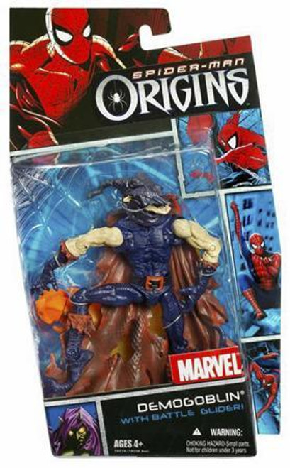 Spider-Man Origins Villains Series 1 Demogoblin Action Figure