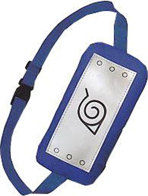 Naruto Leaf Village Symbol 10-Inch Waist Bag