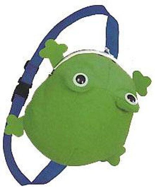 Naruto Frog Pouch 10-Inch Waist Bag