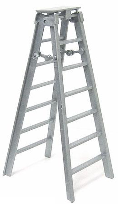 WWE Wrestling Ladder Action Figure Accessory [Silver Loose]