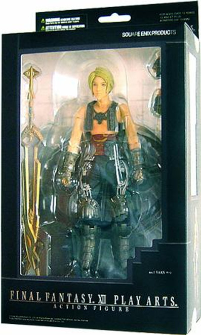 Final Fantasy XII Play Arts Kai Vaan Action Figure