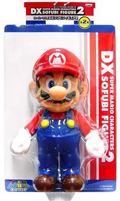 Super Mario DX Sofubi Series 2 Mario 9-Inch Vinyl Figure