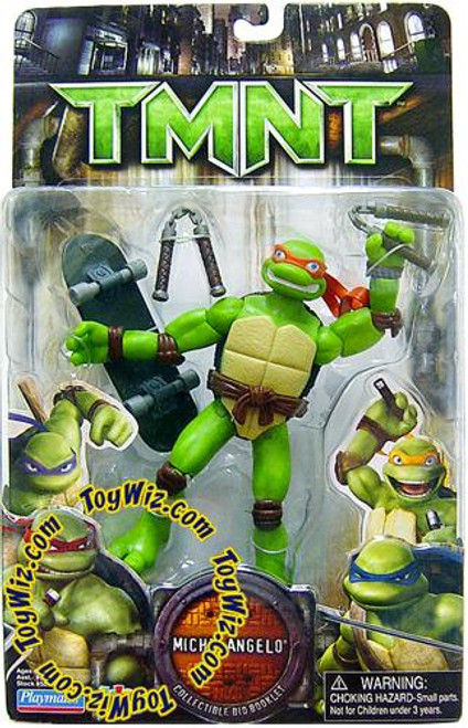 Teenage Mutant Ninja Turtles TMNT Michelangelo Action Figure