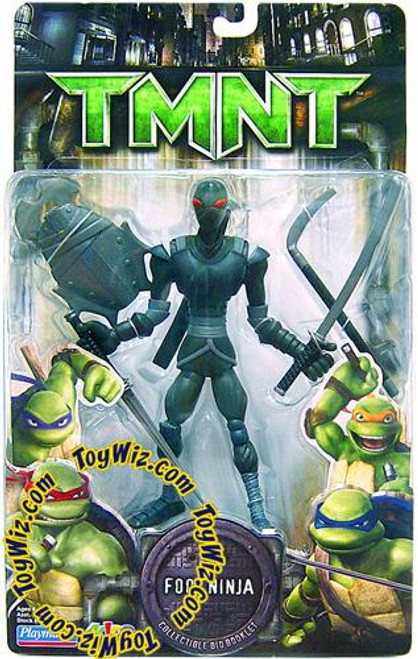 Teenage Mutant Ninja Turtles TMNT Foot Clan Ninja Action Figure