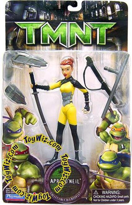 Teenage Mutant Ninja Turtles TMNT April O'Neil Action Figure