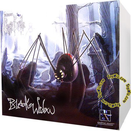 Corpse Bride Black Widow 11.5-Inch Statue
