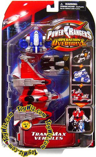 Power Rangers Operation Overdrive TranxMax Vehicles [Set B]