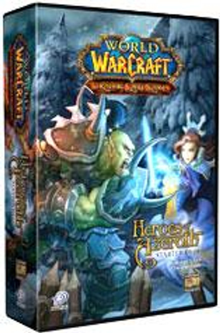 World of Warcraft Trading Card Game Heroes of Azeroth Starter Deck [Random Class]
