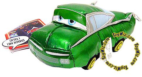 Disney Cars Plush Smack & Yak Ramone Plush [Green]