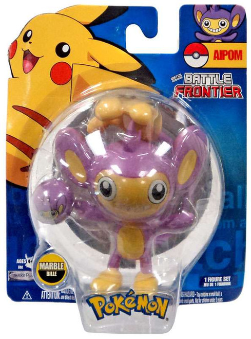 Pokemon Battle Frontier Series 2 Aipom Figure